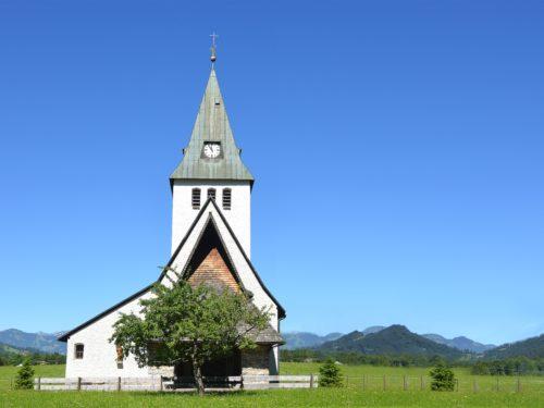 mountain-panorama-steeple-church-religion-161125